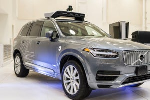 Self-Driving Uber Vehicle Fatally Strikes Pedestrian in Arizona