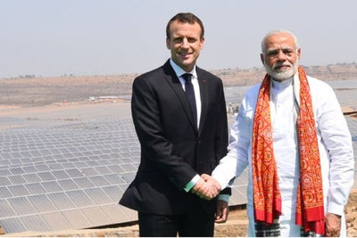 Sun's Shining Bright on the Solar Industry in India