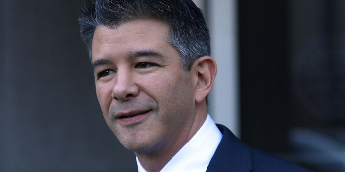 Former Uber CEO Travis Kalanick Has Just Revealed His Second Act