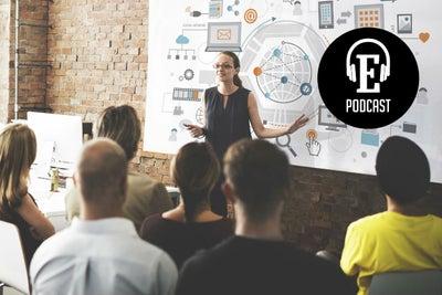 Podcast Entrepreneur # 5: Claves para presentar un pitch convincente y...