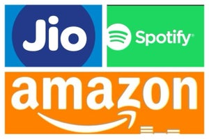 Will the Titans in the Market Sideline the Small Players of Indian Music Streaming Industry?