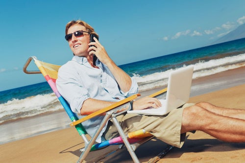 5 razones para sumarte al workcation