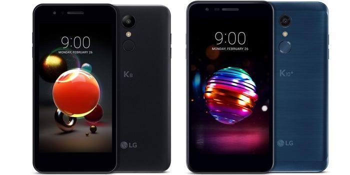 Fast Forward: The New LG K10