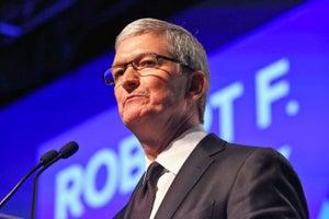 Apple CEO Tim Cook Criticizes Facebook Privacy Standards