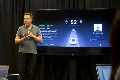 Tesla Says Autopilot Was Engaged in Fatal Model X Crash