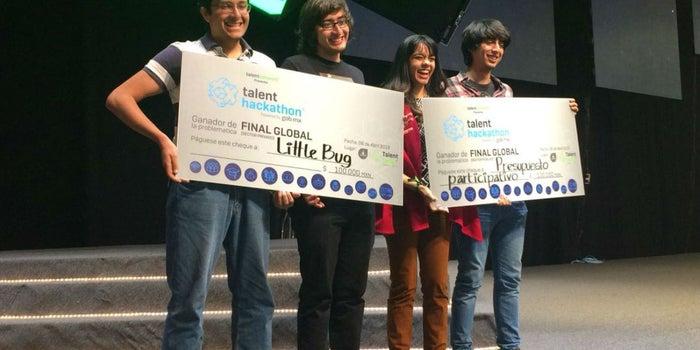 Estos son los proyectos ganadores del hackathon de Talent Land