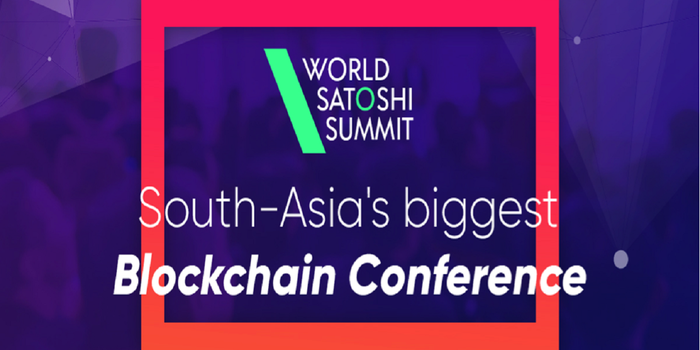 If You are a Blockchain Enthusiast, You Can't Miss this Summit