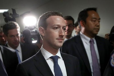 Mark Zuckerberg Has Been Doing Extensive Prep for His Congressional He...