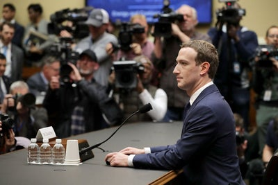 The Biggest Revelations and Strangest Moments From Mark Zuckerberg's C...