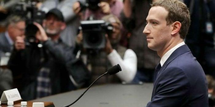 Zuckerberg es 3,000 mdd más rico tras enfrentar al Senado de Estados Unidos