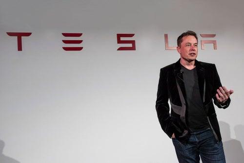Elon Musk Explains Why He's Still Sleeping on the Tesla Factory Floor