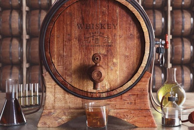 The Bourbon Industry Was Opposed to Change. Then Jefferson's Bourbon Started Changing Everything -- and Winning.