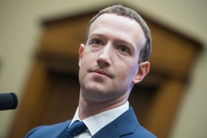 Bitcoin Reaches a Two-Week High and the Zuckerberg Fact-Chec...
