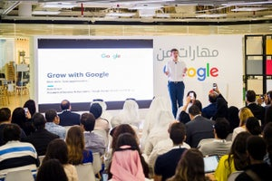 Google Launches Arabic Digital Skills Program 'Maharat Min Google' To Nurture MENA's Youth