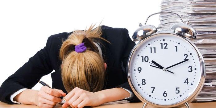 México se encuentra en el segundo lugar de países con mayor estrés laboral