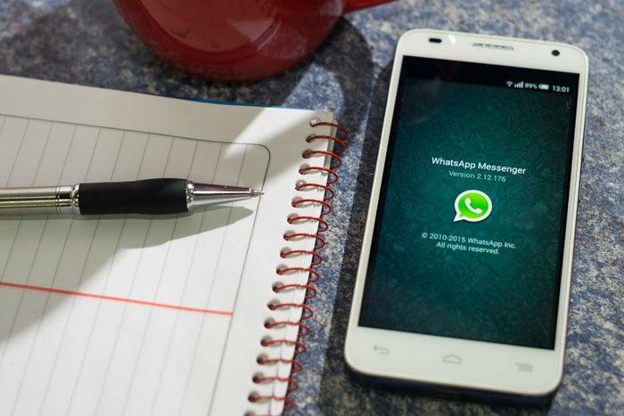 WhatsApp podrá bloquearte sin previo aviso por tus conversaciones