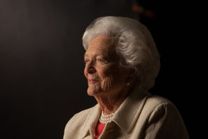 11 Quotes on Life and Love From Former First Lady Barbara Bush
