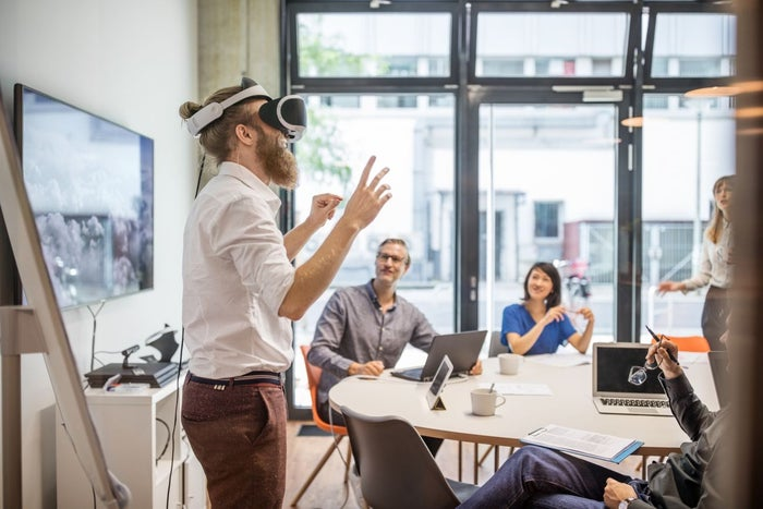 Virtual Reality Is Already Changing How We Work and Communicate