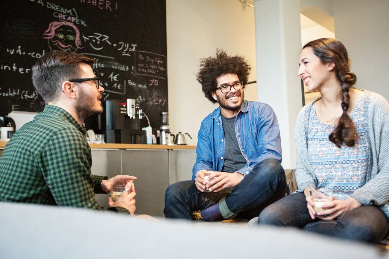 Engage and Inspire Your Team by Talking to Them Outside of Formal Settings