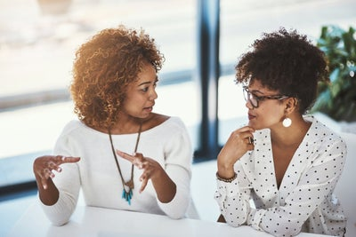 How Women Can Build Stronger Relationships at Work -- and Actually Boo...