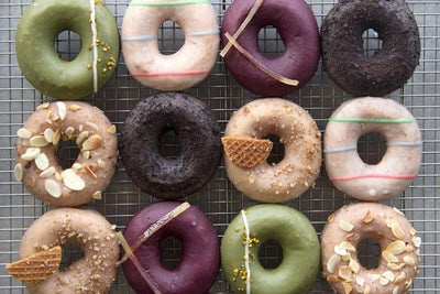 This Delectable Donut Shop Has Grown Tremendously -- Out of a Car Wash