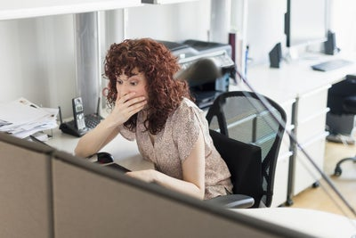 How Women Can Rebound From a Huge Work Mistake