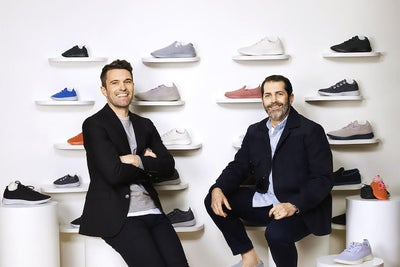 The Founders of Celeb-Favorite Shoe Brand Allbirds Explain Why Being T...
