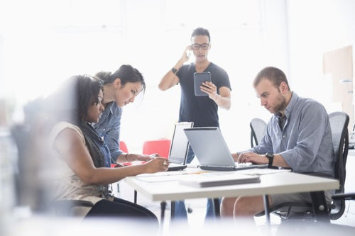 Millennials Make Themselves Miserable Fretting About Work but Boomer Colleagues Can Teach Them to Chill