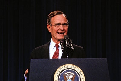 12 Honest and Hopeful Quotes From Former U.S. President George H. W. B...