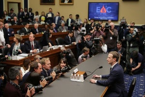 The EU Data Privacy Regulation Vexing Mark Zuckerberg Is a Huge Opportunity for Your Startup