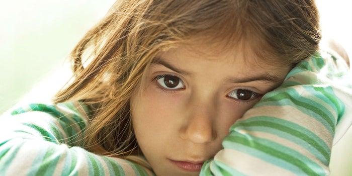 ¿Estrés y depresión infantil? 2 de cada 10 niños mexicanos la sufren