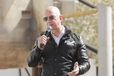 Jeff Bezos Successfully Launched a Rocket and the Avengers' Heroic Box...