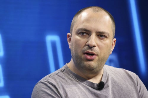 WhatsApp's CEO Leaves Facebook and 'SpongeBob' Takes on 'Mean Girls' at the Tony's. Here Are 3 Things to Know Today.