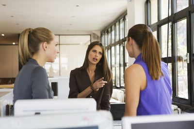 Female Business Leaders Need to Support One Other, But We Also Need to...