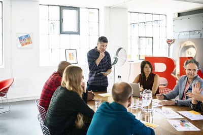 The 5 Types of People You Need on Your Team When Starting a Business