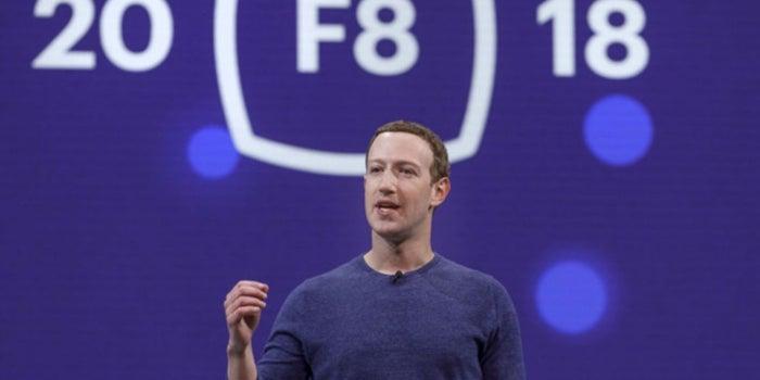 'El Zuck' toma el escenario: todo lo que te perdiste del Facebook F8