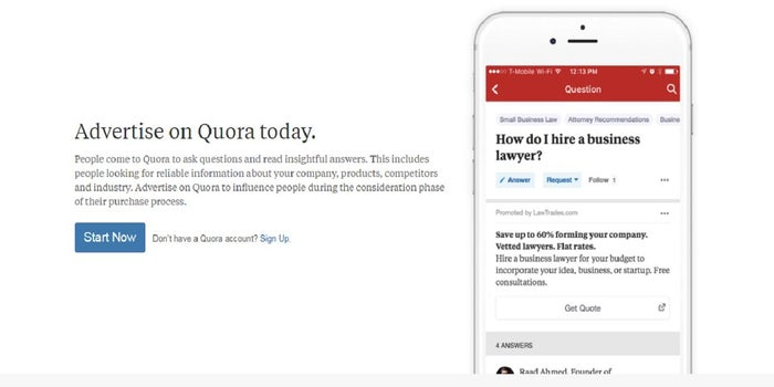 Three Things You Need To Know To Drive Business Growth Using Quora