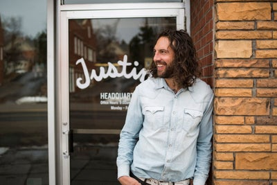 How Curiosity Propelled the Entrepreneur Behind Justin's to Grow a $100 Million Brand