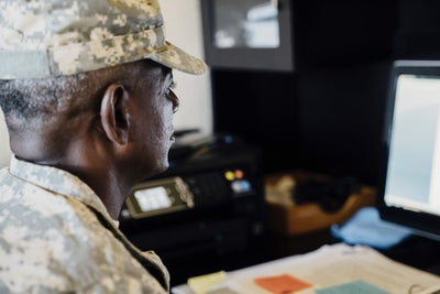 Military Vets Increasingly Look to Solve Tech's Chronic Shortage of Skilled Workers