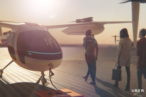 Uber Shows Off Its Flying Car Prototype! 3 Things to Know Today.