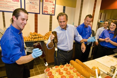 This Entrepreneur Borrowed $125,000 as a Teen, Then Used It to Build the $1 Billion Jersey Mike's Brand