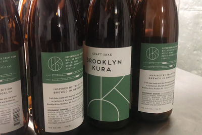Meet the American Entrepreneurs Who Are Brewing Japanese Sake in Brooklyn