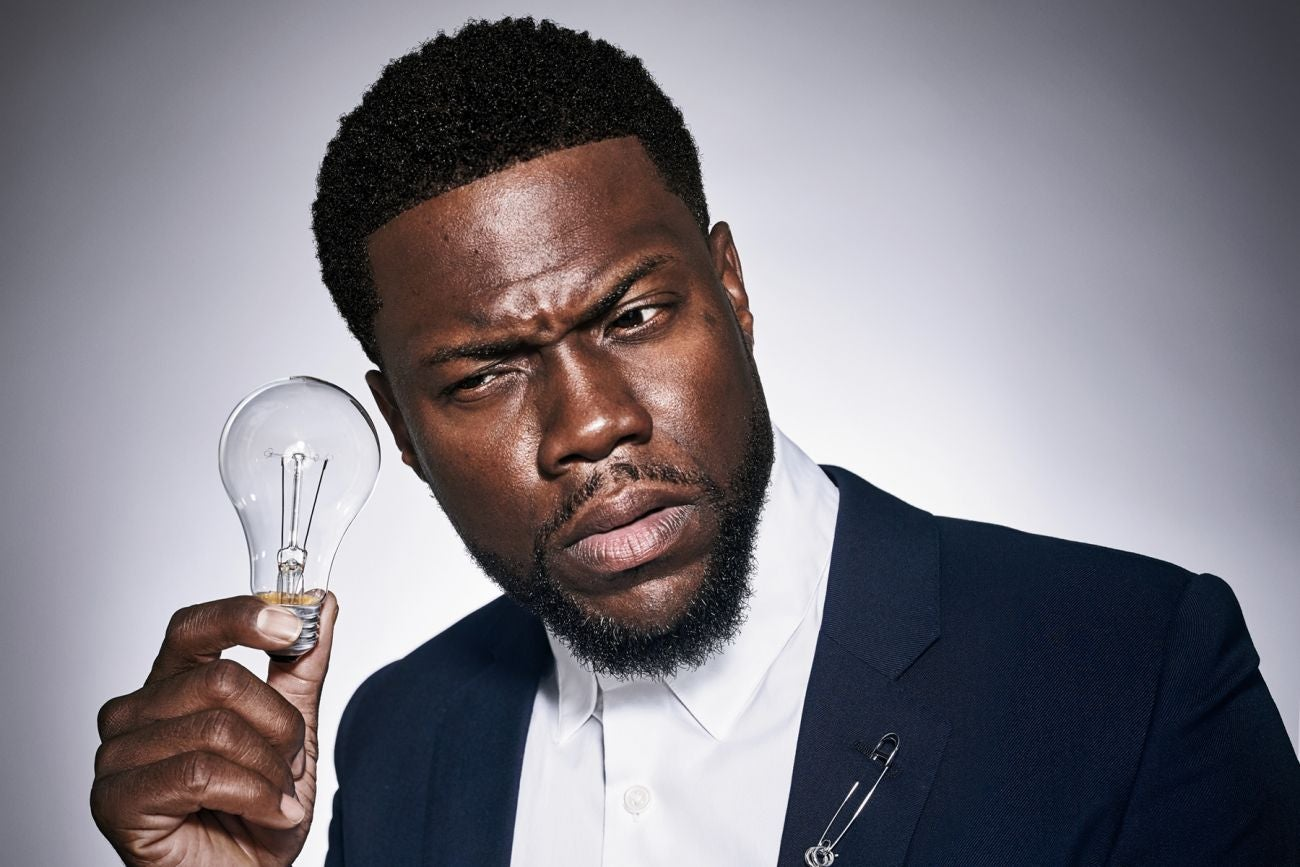How Kevin Hart Went From Being a Comedian to the Guy Who ...  How Kevin Hart ...