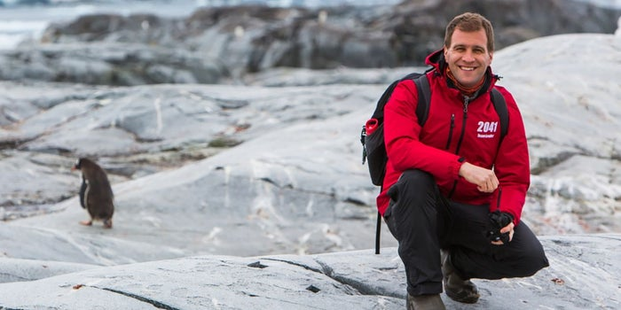 How a Top Bank Executive Left Finance to Start an Adventure Travel Company -- and What He Learned About Success in Business