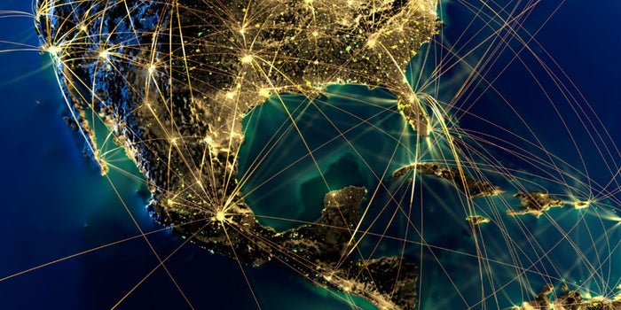 Así fue como México se conectó a internet