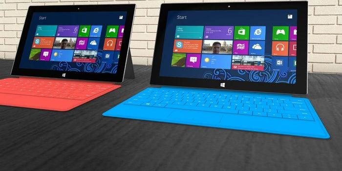 Microsoft entrará al mercado de las tabletas de bajo costo