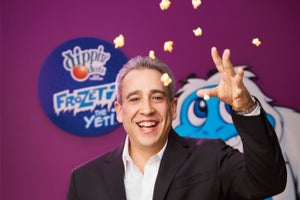 Why Dippin' Dots Is Teaming Up With a Popcorn Brand