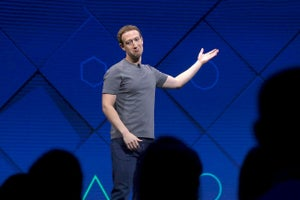 Mark Zuckerberg's EU Testimony Will Be Streamed Live