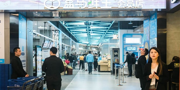 Alibaba's Futuristic Supermarket in China Is Light-Years Ahead of the U.S. -- and Shows Where Amazon Will Likely Take Whole Foods