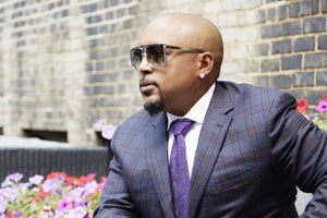 Daymond John Is on a Mission to Help Heroes